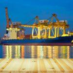 Cargo Ship Container