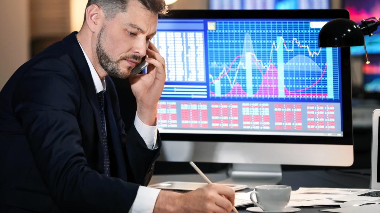 what is fx trader