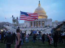 Far-right March on the US Capitol