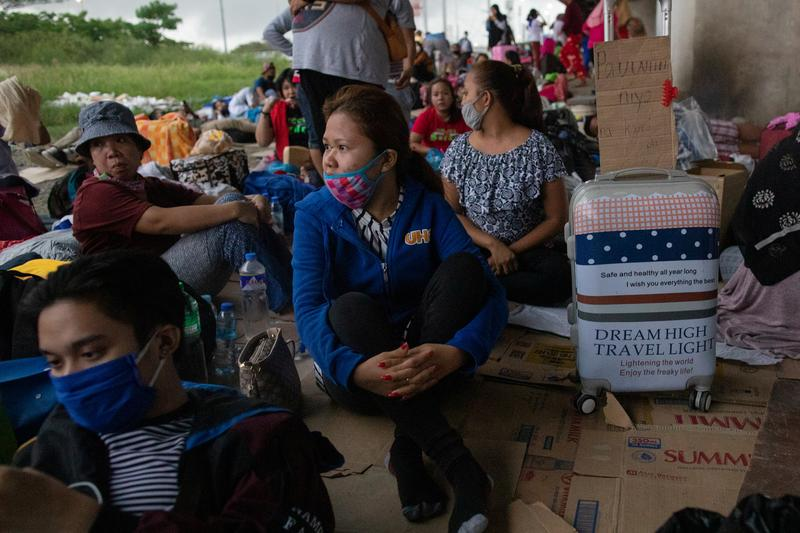 Saving the Philippines' overseas workers