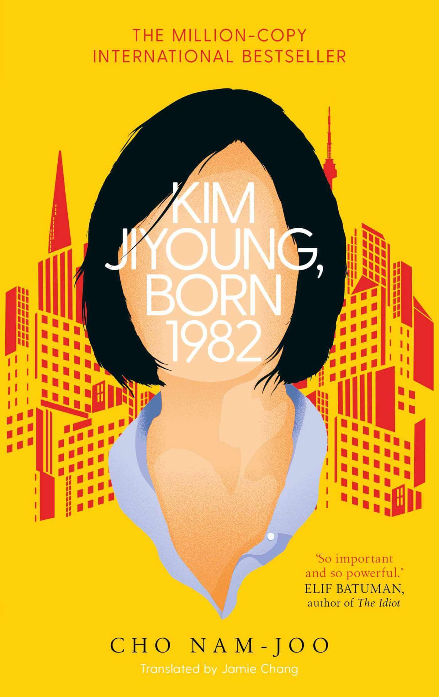 Kim Jiyoung, Born 1982 by Cho Namjoo
