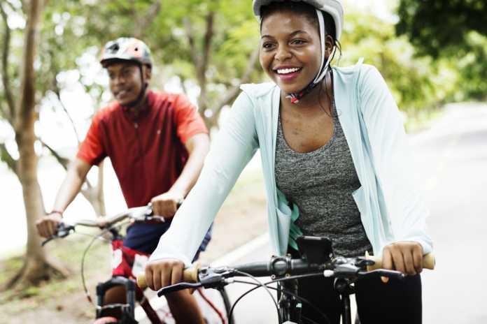 Biking exercise