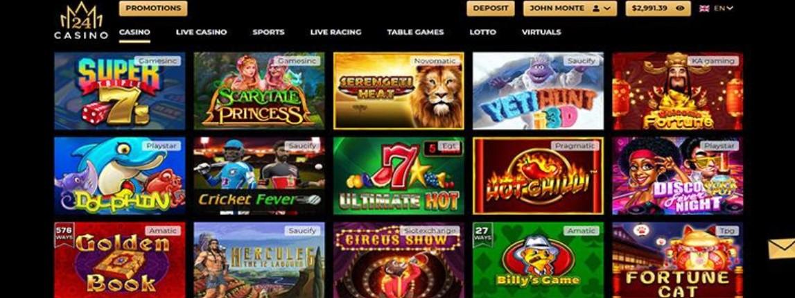 24 Monacco Casino