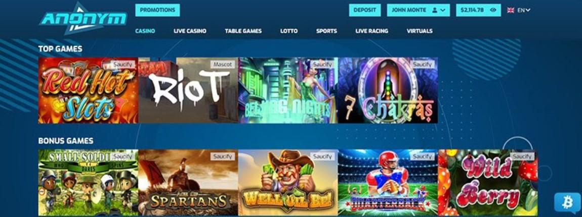 Anonym Casino