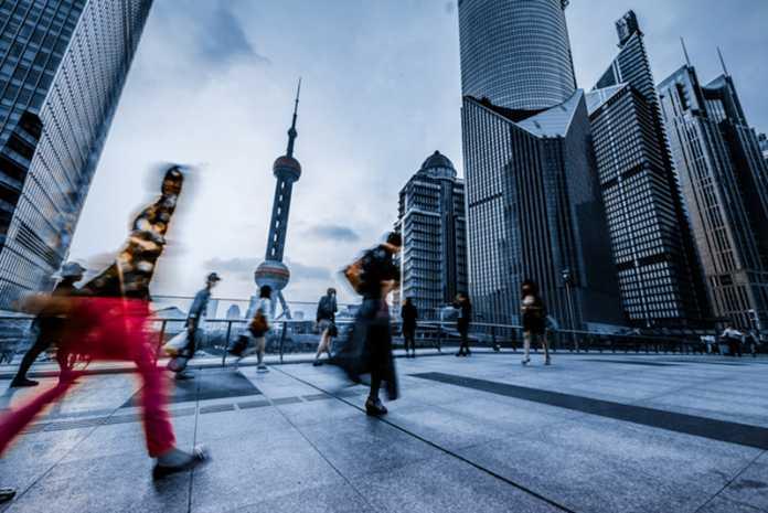 Company in China