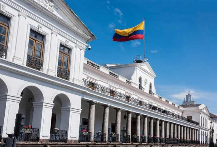 Le nouveau gouvernement de l'Équateur